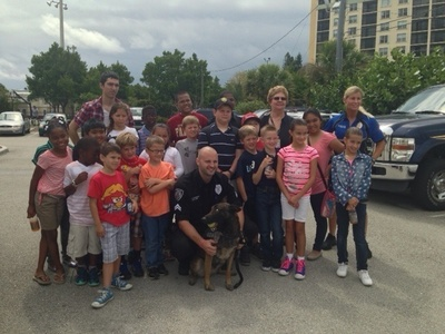 """Wilton Manors' """"Bring Your Child to Work Day"""" Provides a Fun Learning Experience"""