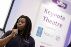 Paralympian, Ade Adepitan opens this year's Naidex National at the Birmingham NEC.  ITN Productions also caught up with him to discuss his views on personal independent payments.