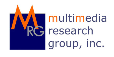 Multimedia Research Group Logo.  (PRNewsFoto/Multimedia Research Group, Inc.)
