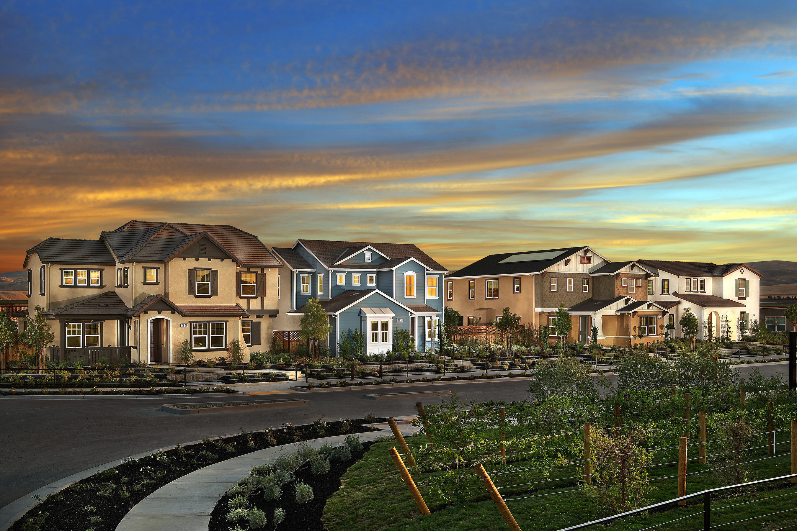 CalAtlantic Homes, one of the nation's largest homebuilders, today announced the Grand Opening of three new communities in Tracy, CA: Landmark, Legacy and Legend at Ellis. The public is invited to tour 11 all-new home designs and the Ellis community Monday-Tuesday: 10am-5pm, Wednesday: 12pm-5pm, Thursday-Sunday 10am-5pm.