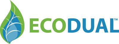 EcoDual Logo.  (PRNewsFoto/EcoDual, LLC)