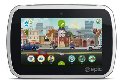 LeapFrog Epic Homescreen