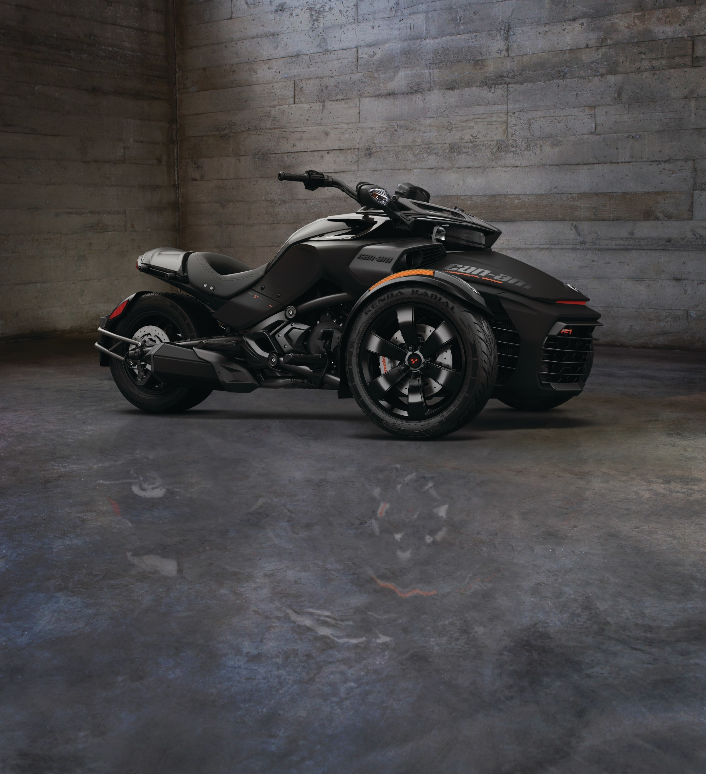 brp unveils 2016 can am spyder f3 s special series at sturgis motorcycle rally. Black Bedroom Furniture Sets. Home Design Ideas