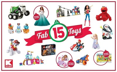 Kmart's Fab 15 Toy List Brings A Whole Lotta Awesome To The Holiday Season
