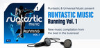 Runtastic Music - Running Vol. 1 (PRNewsFoto/Runtastic)
