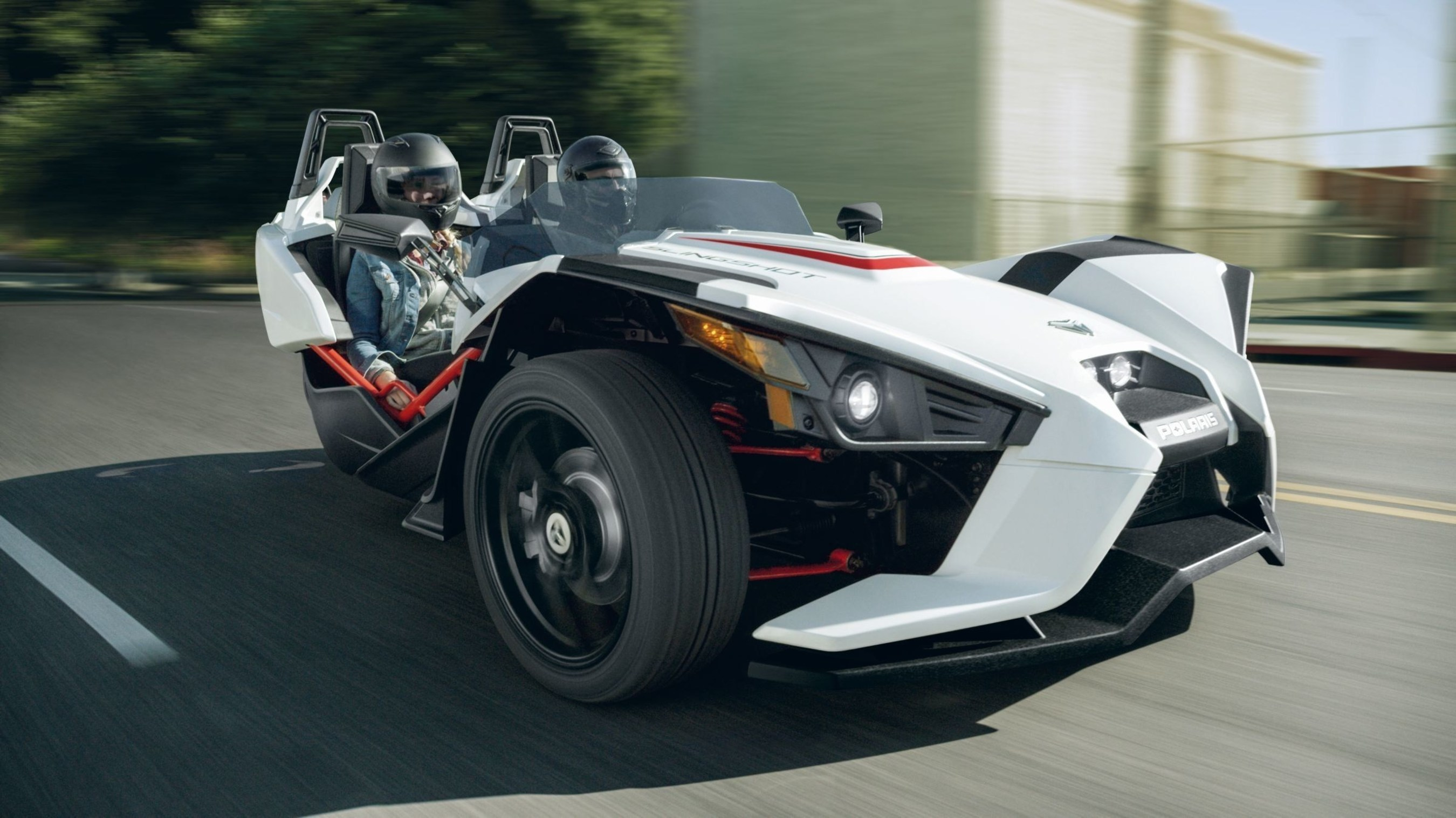 2016 Polaris Slingshot >> Polaris Unveils New Slingshot 2016 Spring Line Up