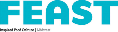 Feast Magazine logo. (PRNewsFoto/Feast Magazine) (PRNewsFoto/FEAST MAGAZINE)