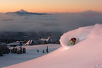 Action Photos of Snowboarding at Timberline Lodge