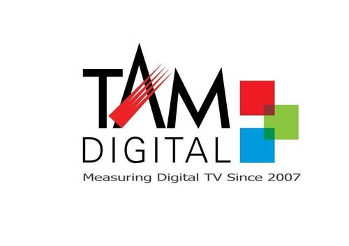 TAM India Logo (PRNewsFoto/BARC India)