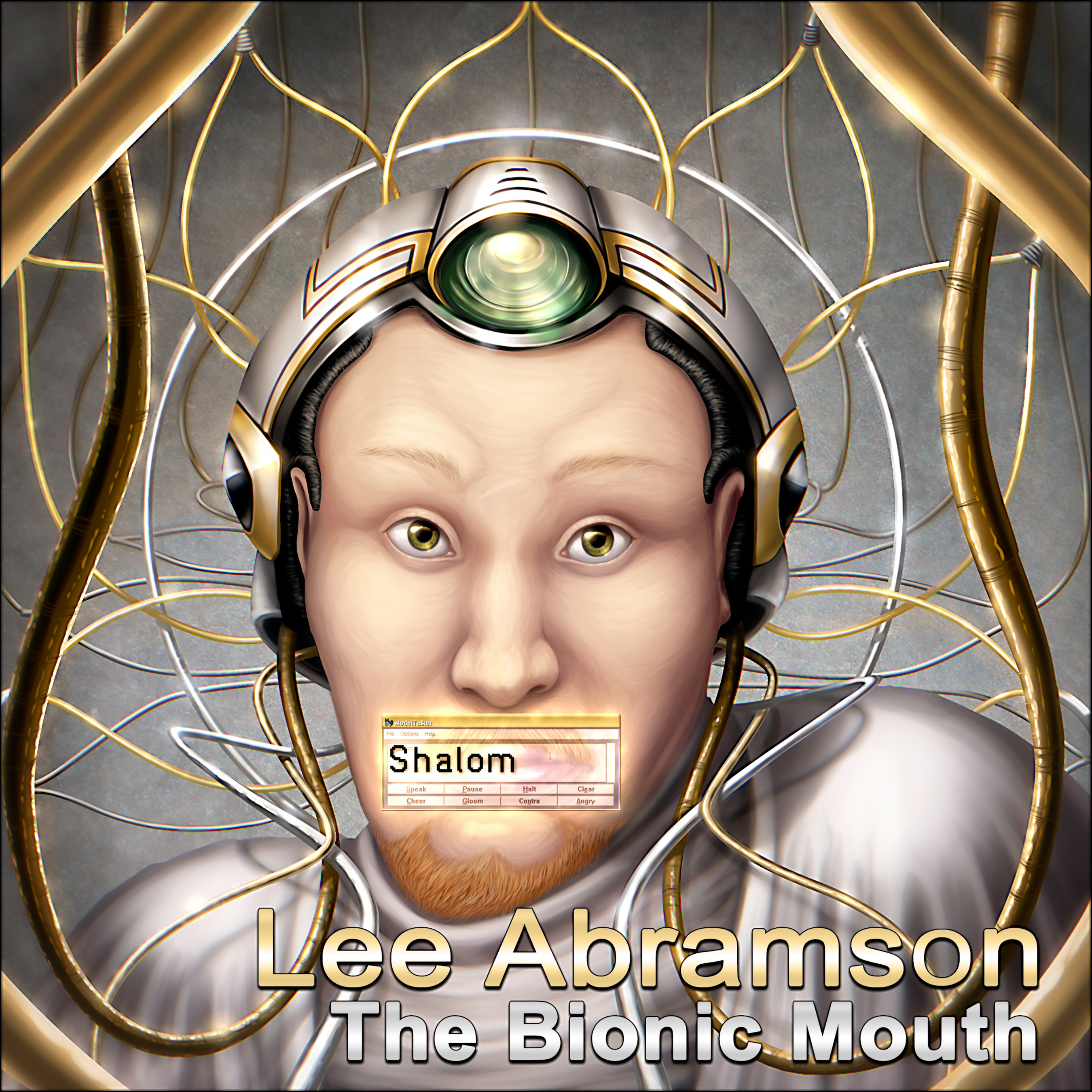 Lee Abramson - The Bionic Mouth.  (PRNewsFoto/Lee Abramson)