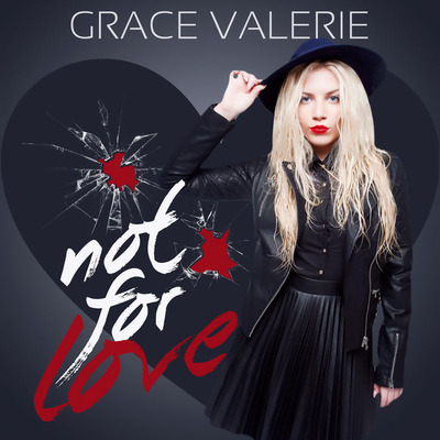 "Happy Valentine's Day! ""Not for Love"" by Grace Valerie now on iTunes.  (PRNewsFoto/CRAFT Agency)"