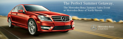 The Mercedes-Benz of North Haven Summer Event will offer superior lease specials through June 30, 2014. (PRNewsFoto/Mercedes-Benz of North Haven)