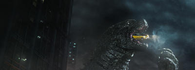 The FIAT Brand launches Godzilla commercial (Warner Bros. Pictures/Legendary Pictures) (PRNewsFoto/Chrysler Group LLC)