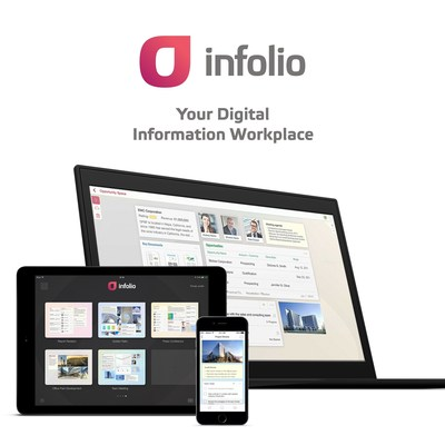 Organize, visualize, share, and collaborate with information from different sources - all in one place - on all your devices