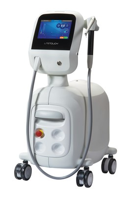 LiteTouch(TM) - the Laser-in-Handpiece technology, the world's most versatile non-fibre, Er: YAG dental laser device.