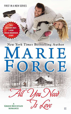 Marie Force, award-winning author, today releases All You Need Is Love, the first in a new series of books set in Vermont. The series centers on the Abbott family, with ten siblings, that runs the Green Mountain Country Store. Other series by Force include The McCarthys of Gansett Island, at 10.5 books, including a recent surprise-release novella; Treading Water, currently at four books; and The Fatal Series, currently at seven books. She has also written numerous single titles. All You Need Is Love is her 30th book, available in print, e-book and audio around the world.  (PRNewsFoto/Marie Force)