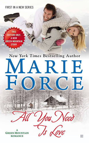 Marie Force, award-winning author, today releases All You Need Is Love, the first in a new series of books set in Vermont. The series centers on the Abbott family, with ten siblings, that runs the Green Mountain Country Store. Other series by Force include The McCarthys of Gansett Island, at 10.5 books, including a recent surprise-release novella; Treading Water, currently at four books; and The Fatal Series, currently at seven books. She has also written numerous single titles. All You Need Is Love is her 30th book, available in print, e-book  ...