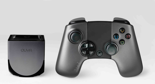 OUYA game console launches at retail in the US, Canada and UK on June 25 for $99.99. (PRNewsFoto/OUYA)