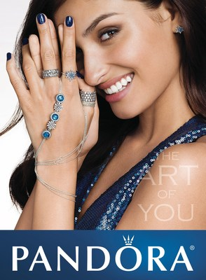 Seize the Beauty of Winter with PANDORA's New Winter Collection of Snowflakes and Sky Blue Hues