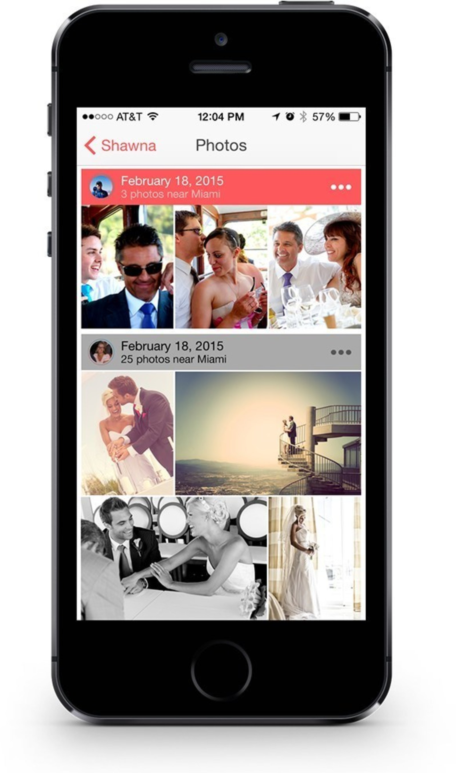 Lasso Chat and Photo Messaging Application