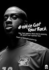 Join soccer stars in recognizing health workers fighting Ebola at WeAreAfricaUnited.org (PRNewsFoto/CDC Foundation)