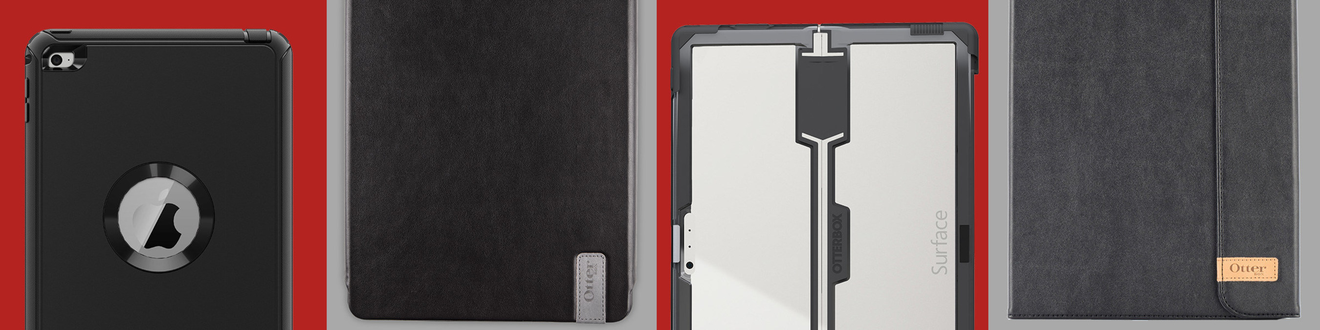 Find the perfect gift for every techie in the household with up to 40 percent off tablet cases Thanksgiving Day through Cyber Monday on otterbox.com.