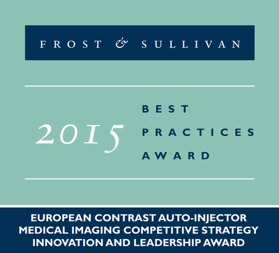 Frost & Sullivan Applauds ulrich medical for Advancing Diagnostic Imaging with its Innovative Autoinjector Device