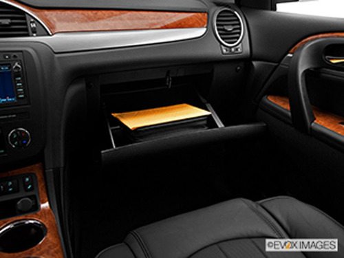 What's in the Glove Box?  (PRNewsFoto/Briggs Buick GMC)