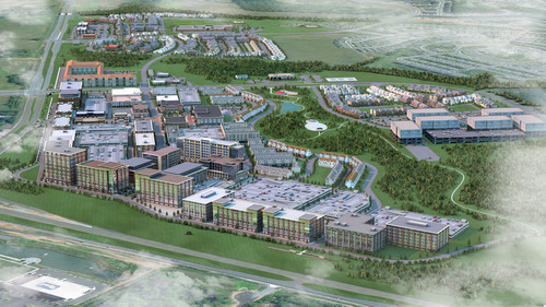 Downtown One Loudoun is a mixed-use development located within One Loudoun, a 358-acre master-planned community  ...