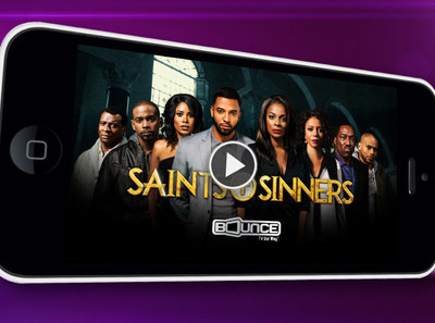 Bounce TV has launched a free mobile app which will allow access to a wide variety of its popular programming anywhere, anytime. The Bounce TV app features full seasons of Bounce TV's original series, including hit shows Saints & Sinners, Mann & Wife and Family Time, blockbuster movies and exciting fights featured in the network's Premier Boxing Champions - The Next Round series. The Bounce TV app is now available for free in the iTunes App Store for iPhone and iPad and in the Google Play Store for Android phones and tablets.
