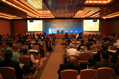 The World's leading Urological Associations Gather in Dubai at The Emirates International Urological ...