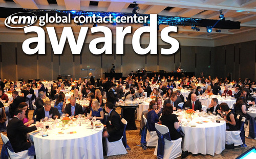 Contact Center Expo & Conference attendees can choose to add the ICMI Global Contact Center Awards Dinner to ...