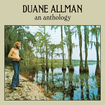 On October 28, Mercury/UMe will reissue Duane Allman's long-out-of-print 1972 double LP, 'An Anthology,' on vinyl. The career-defining retrospective was released in two installments shortly after Allman's death in a 1971 motorcycle accident in Macon, Ga. The release coincides with the October 29 anniversary of his death and comes about a month before he would have turned 70, on November 20.