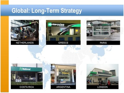 Enterprise Holdings - the largest car rental company in the world - owns and operates National Car Rental and Alamo Rent A Car, as well as the flagship Enterprise Rent-A-Car brand, with more than 8,600 locations in 70 countries.