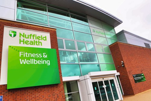 Nuffield Health has acquired 35 new sites increasing the number of their Fitness & Wellbeing Gyms to 112. (PRNewsFoto/Nuffield Health)