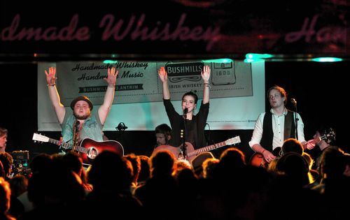 Of Monsters and Men and Jake Bugg Rock the World's Only Whiskey and Music Festival in an Irish