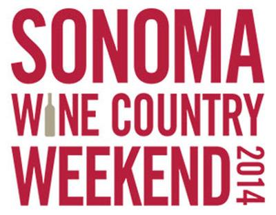SWCW Logo.  (PRNewsFoto/Sonoma Wine Country Weekend)