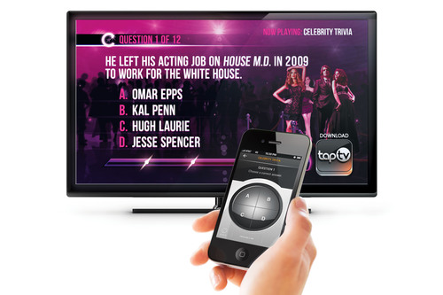 Tap TV Brings Interactive Trivia to Locations Nationwide
