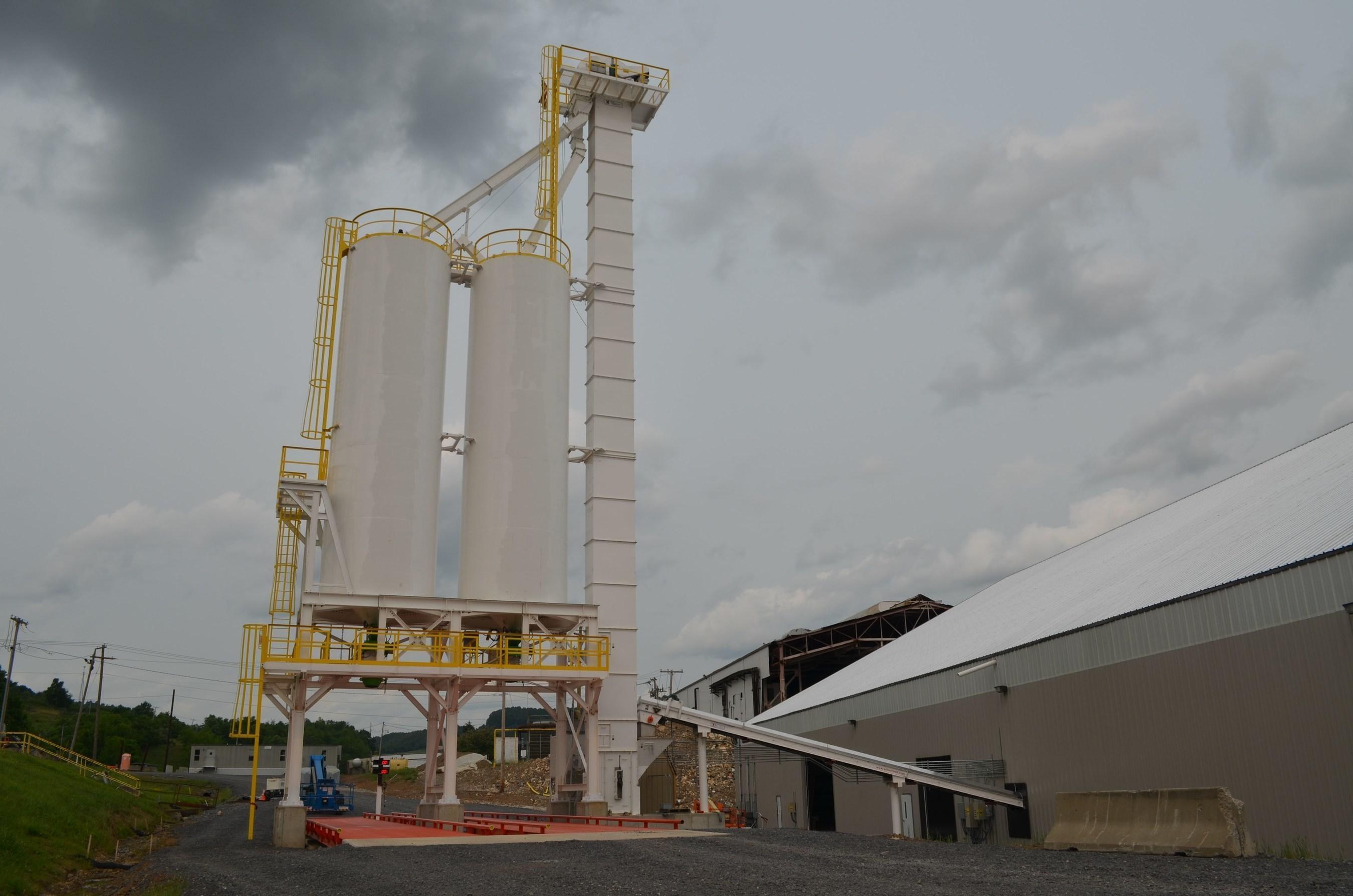 Unimin Energy Solutions Jerry Run Terminal