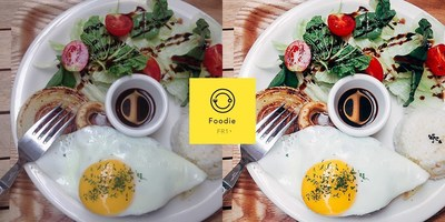 "Introducing ""Foodie"" Dedicated Camera App for Food Photos"