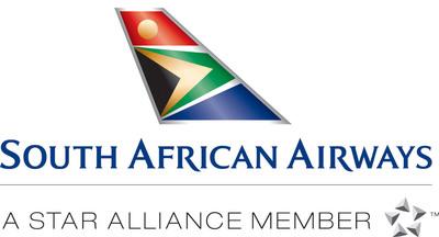SAA Logo.  (PRNewsFoto/South African Airways)