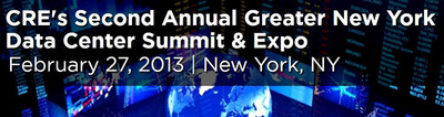 350+ Data Center Real Estate & Technology Infrastructure Executives to Attend Second Annual Greater New York Data Center Summit & Expo, featuring exclusive tour of Sabey's INTERGATE.MANHATTAN.  (PRNewsFoto/CAPRATE Events, LLC)