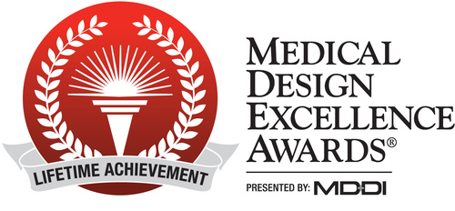 2014 MDEA Lifetime Achievement Award (PRNewsFoto/UBM Canon)