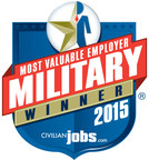 Level 3 Communications has been recognized as a Most Valuable Employer (MVE) for Military(r) by CivilianJobs.com, where America's military connects with civilian careers.
