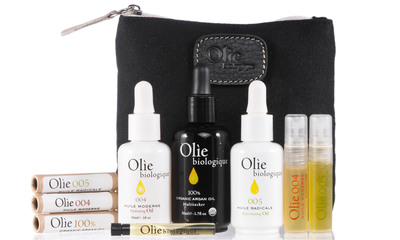 Luxurious skincare oils brand Olie Biologique Launches at Fred Segal in Santa Monica, CA