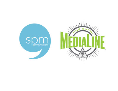 SPM Communications announces the launch of sister agency MediaLine PR (PRNewsFoto/SPM Communications)