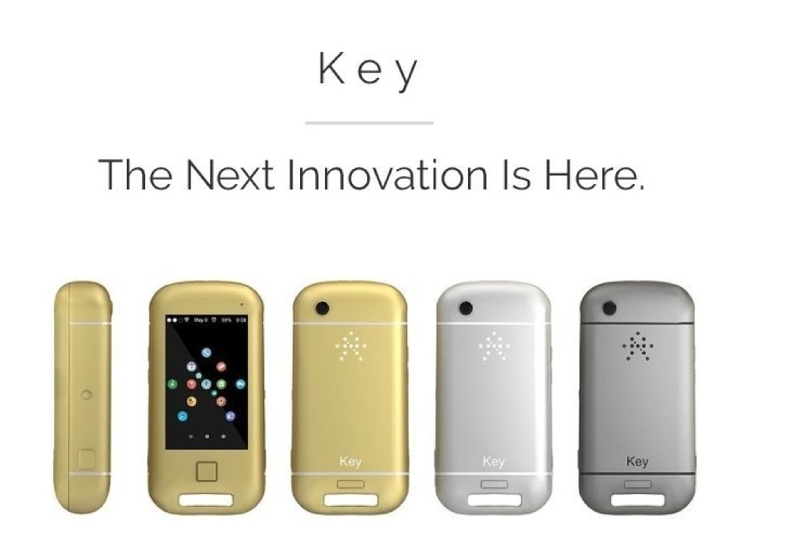 Newage-Innovations LLC Unveils the Revolutionary Key for iPhone and Android