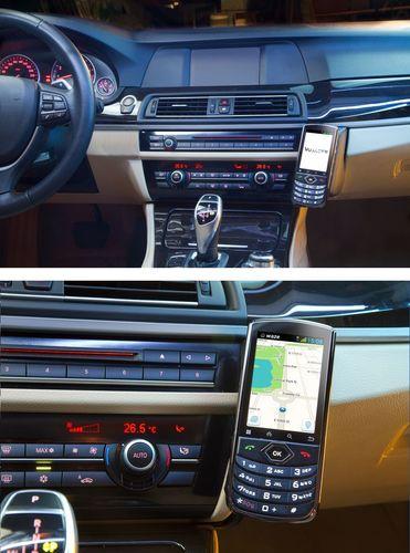 Accel Telecom Ltd. Launch First Standalone Connected Car Smartphone (PRNewsFoto/Accel Telecom Ltd)