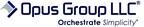 Opus Group Logo (PRNewsFoto/Opus Group, LLC)