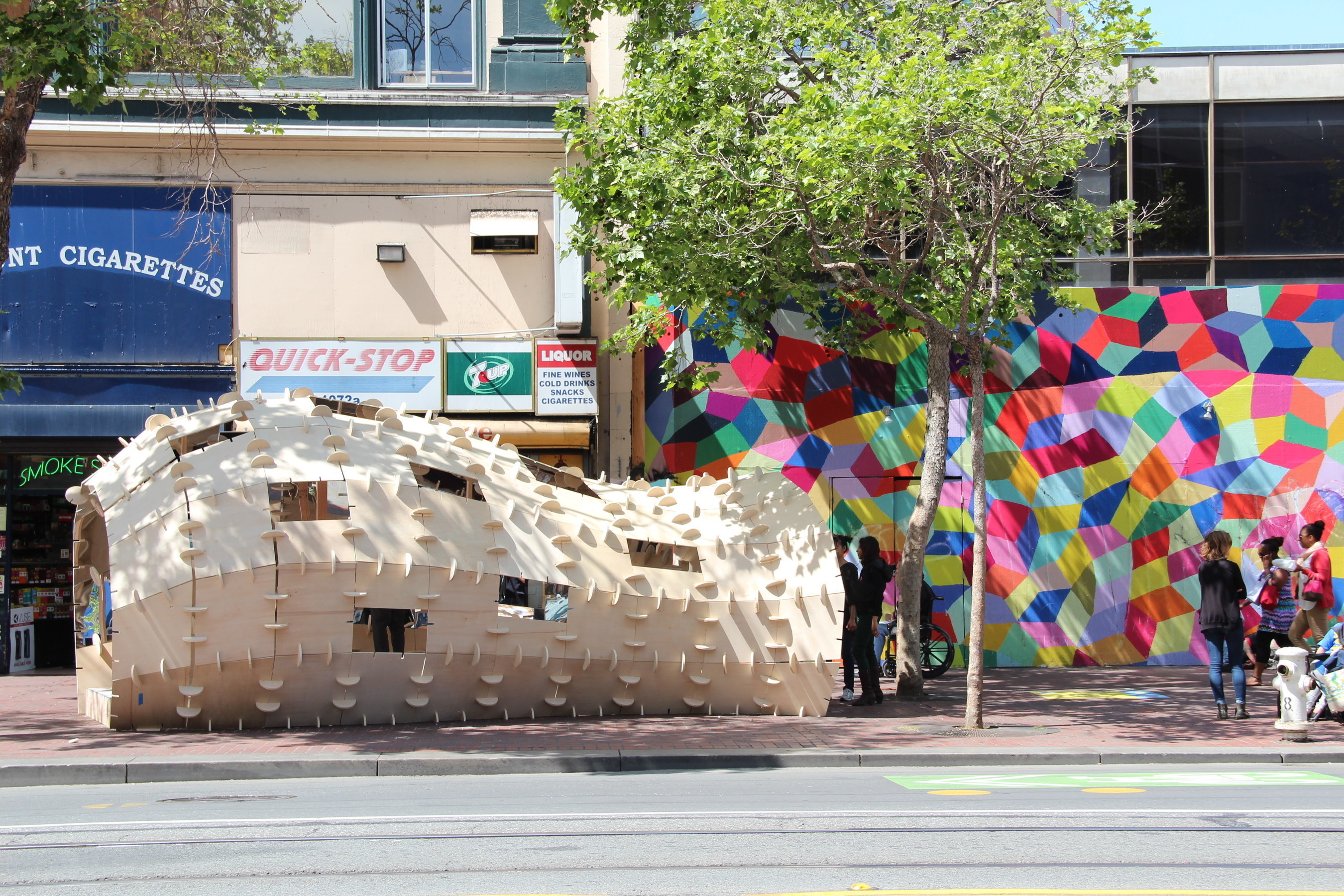 YBCA and San Francisco Planning Department Announce 2016 Open Call for Market Street Prototyping Festival